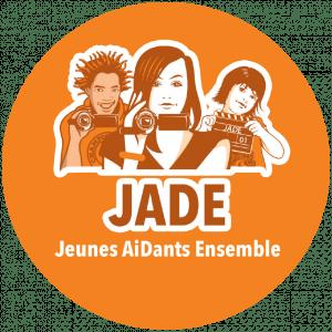 logo jade - lien sur: Jeunes Aidants Ensemble