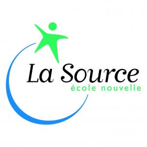 logo La Source - Lien sur : La source école nouvelle