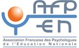 logo AFPEN - Lien sur : Association française des psychologues de l'éducation nationale